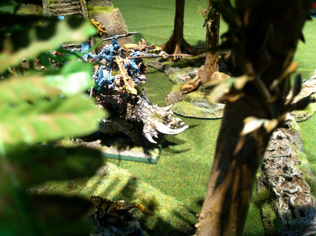 terrain for the jungles of lustria