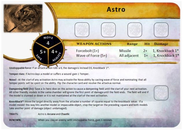 Character - Astro